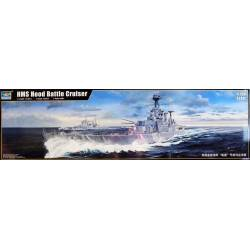 HMS Hood Battle Cruiser