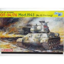 OT - T34/76 MODEL 1943 (No 112 FACTORY)