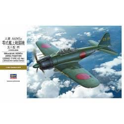 Mitsubishi A6M5c ZERO FIGHTER (ZEKE) TYPE 52 Hei
