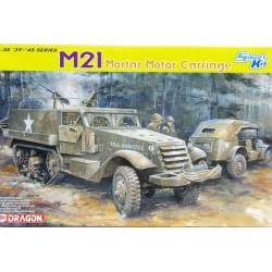 M21 Mortar Motor Carriage
