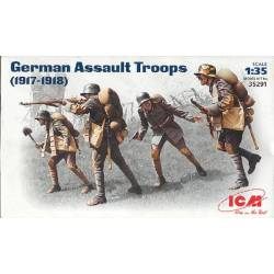 German Assault Troops (1917-1918)