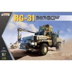RG-31 MK5 U.S. Army