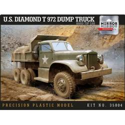 US Diamond T 972 Dump Truck