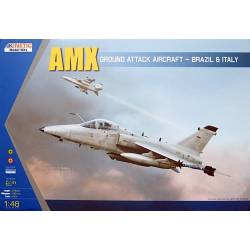 AMX Ground Attack Aircraft - Brazil & Italy