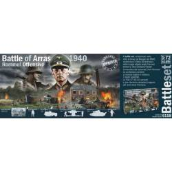 1940 BATTLE OF ARRAS - ROMMEL'S OFFENSIVE