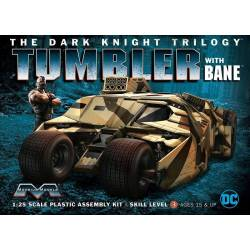 The Dark Knight Trilogy Armored Tumbler with Bane