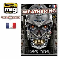 TWM Numéro 14 HEAVY METAL en Français