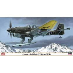 Junkers Ju 87B-2 Stuka w/Skid