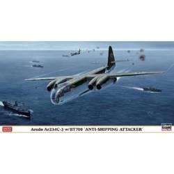 Arado Ar234C-3 w/BT700 'Anti-Shipping Attacker'