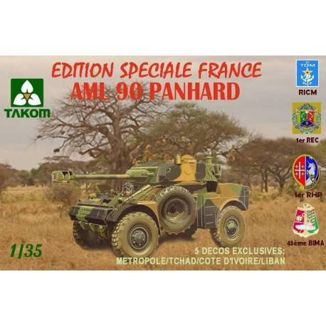 AML-90 édition spéciale ARMEE FRANCAISE