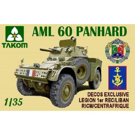 AML-60 édition spéciale ARMEE FRANCAISE