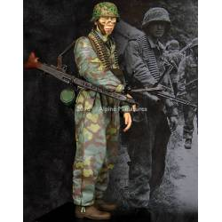 "MG Gunner 12 SS Panzer Division ""HJ"""