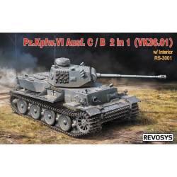 Pz.Kpfw.VI Ausf C/B (VK36.01)