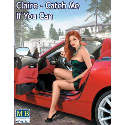 Dangerous Curves Series Claire - Catch Me If You Can