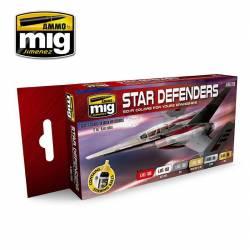 STAR DEFENDERS SCI-FI COLORS
