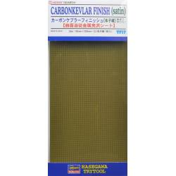 PLAQUE KEVLAR SATINE
