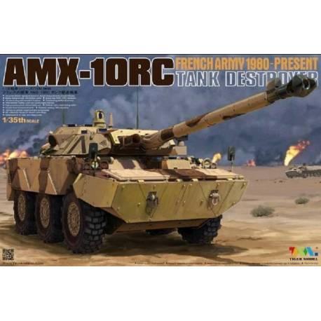 AMX-10RCR FRENCH ARMY TANK DESTROYER 1980-PRESENT DAGUET