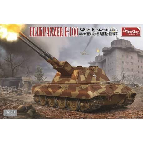 E-100 8.8cm Flakzwilling Flakpanzer