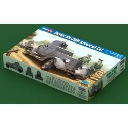Soviet BA-20M Armored Car