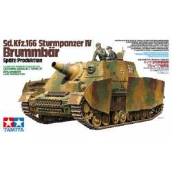 Sd.Kfz.166 Sturmpanzer IV Brummbär Späte Produktion