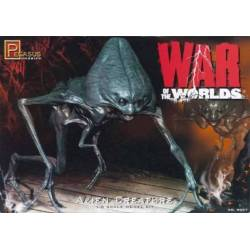 Alien Creature War of the Worlds