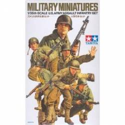 U.S. ARMY ASSAULT INFANTRY SET