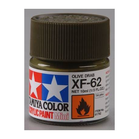 XF-62 Vert Olive Clair Mat