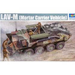 8*8 LAV-M w/120mm MORTAR