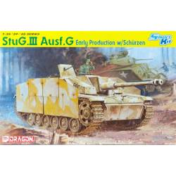 StuG.III Ausf. G Early Production w/Schürzen