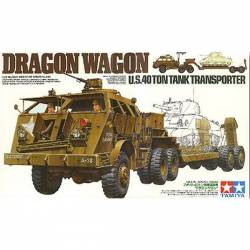 DRAGON WAGON U.S. 40 Ton Tank Transporter