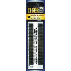 TIGER I TRACKS (SOFT RUBBER)