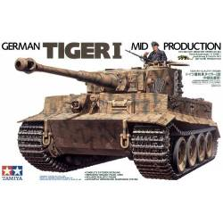 German Tiger I Tank Mid Production