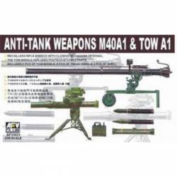 ANTI-TANK WEAPONS M40A1&TOWA1