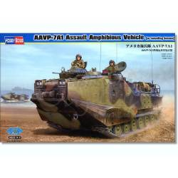 AAVP-7A1 Assault Amphibious Vehicle (w/ Mounting Bosses)