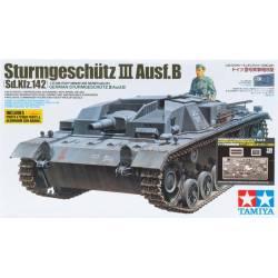 German Sturmgeschutz III Ausf B - w/ABER PE Parts