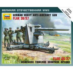 German Heavy Anti-Aicraft Gun FLAK 36/37