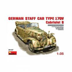 GERMAN CAR TYPE 170V Cabriolet B