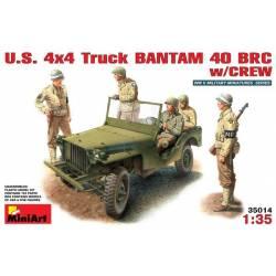 U.S. TRUCK BANTAM 40 BRC w/CREW