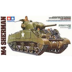 U.S. Medium Tank M4 Sherman - Early Production