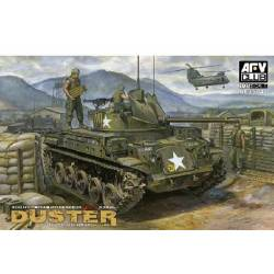 "US M42A1 ""DUSTER"" TANK (version Vietnam)"