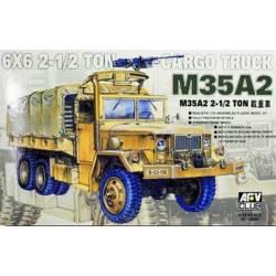 M35A2 6X6 2-1/2 Ton Cargo Truck