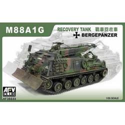 M88A1G Bergepanzer Recovery Tank