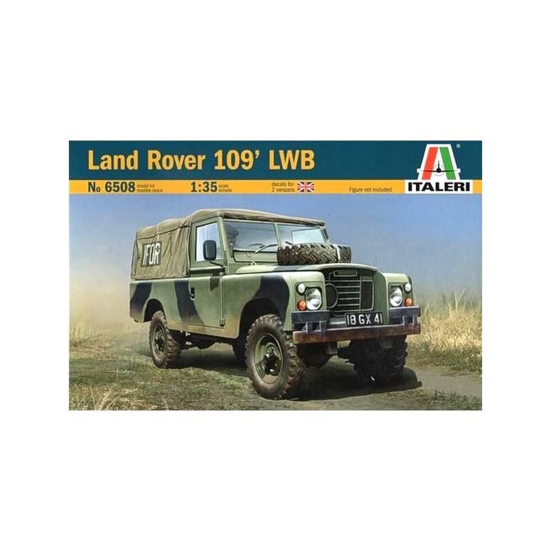 Land Rover 109 LWB ITALERI 6508 1/35ème Maquette Char Promo
