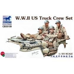 WWII US Truck Crew Set