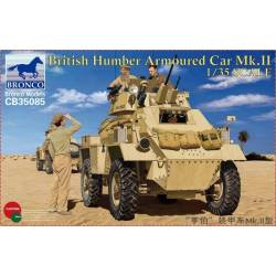 British Humber Armoured Car Mk. II