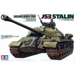 RUSSIAN HEAVY TANK JS3 STALIN