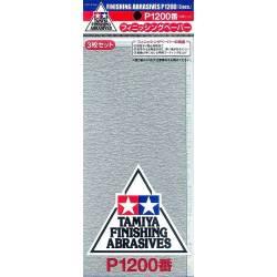 Papier abrasif P1200 x3