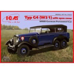 Typ G4 (W31) Passenger Car w/ Open Cover