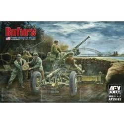 Bofors 40mm Automatic Gun M1