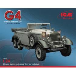 G4 (1935 production) German Personnel Car